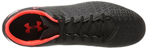 Under Armour UA CF Force 3.0 FG, Chaussures de Football Homme Noir (Black)