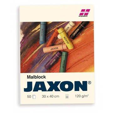 Jaxon Ölpastellkreiden-Block 24 x 32 cm [Spielzeug]