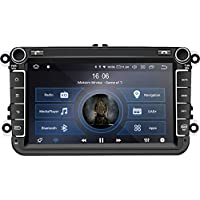 M.I.C. AV8V6-lite(PX5) Android 10 Autoradio Radio Navigationssystem:DAB+ digitalradio Bluetooth 5.0 Wlan 8 Zoll IPS Bildschirm AHD 2G+32G usb sd gps tuning für VW SKODA SEAT polo golf passat touran t5