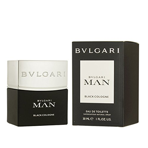 Bvlgari Man in Black Cologne homme/man, Eau de Toilette Vapo, 30 ml (Bvlgari Cologne)