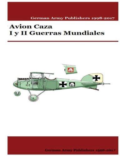 Avion Caza I y II Guerras Mundiales por Mr Gustavo Uruena A