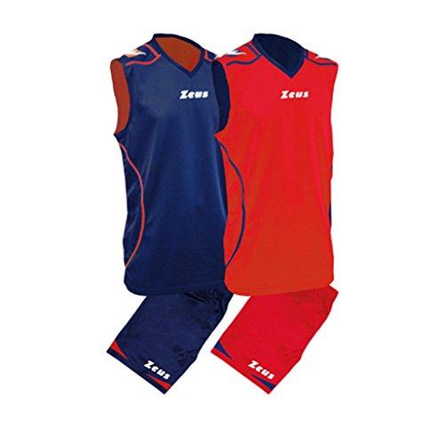 Zeus - Equipement basket ball short + maillot FAUNO