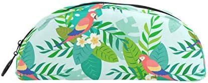 Bonipe aquarelle Printemps Motif Parrot Trousse Stylo Sac étui support Porte-monnaie Maquillage pour Trave Bureau | Se Vendant Bien Partout Dans Le Monde