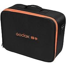 Godox Bolsa Funda Caso para Godox AD600/AD360 Series Flash Negro