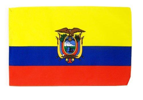 Digni® drapeau Équateur 30 x 45 cm