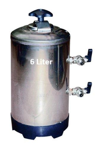Wasserenthärter Entkalker 6 Liter - für Espressomaschine, Geschirrspülmaschine, Aquarium -...