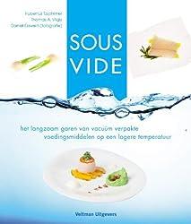 Sous Vide: het langzaam garen van vacuum verpakte voedingsmiddelen op een lage temperatuur