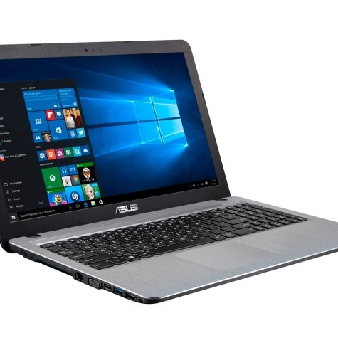 ASUS LAPTOP X541NA-GO013T, Pentium Quad Core N4200 CPU, 4GB RAM, 500GB HDD, DVD RW, 15.6 inch Display, WIN10, 1 Yr Warranty by Asus India Service Center image