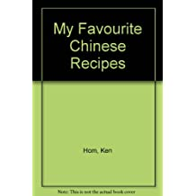 My Favourite Chinese Recipes