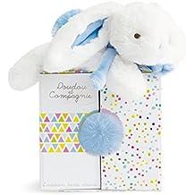 Doudou et Compagnie cuco conejo DC2821, 20 cm, azul