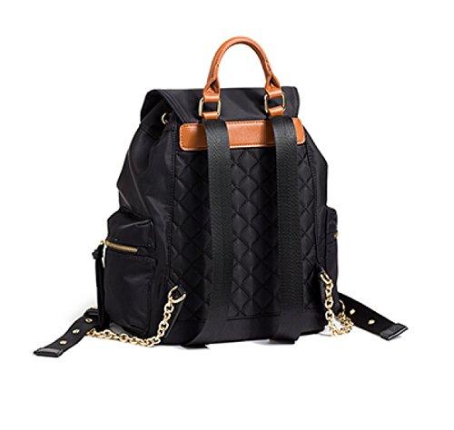 Umhängetasche Damen Große Kapazität Paket Oxford Tuch Buch Tasche Mama Tasche Mode Rucksack Handtaschen,1-OneSize Laidaye