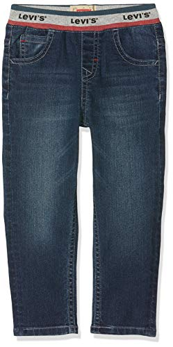 Levi's Kids Baby-Jungen Jeans Nn22004 46 Trousers, Blau (Indigo, 18-24 Monate (Herstellergröße: 24M) Designer-baby Jeans