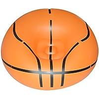 YJchairs Faules Sofa - Beanless Soccer Ball Stuhl Aufblasbare Luft Tragbar (Farbe : Basketball, größe : No Pump) preisvergleich bei kinderzimmerdekopreise.eu