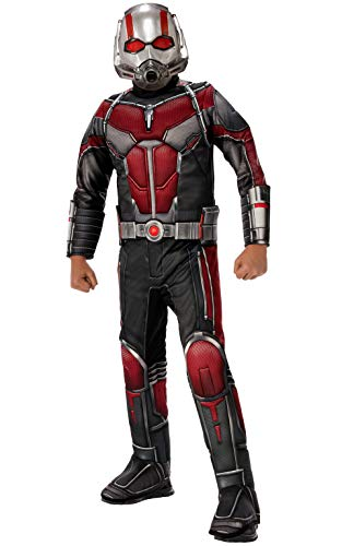 Rubie´s 641063M Kostüm, Boys, Mehrfarbig, m (Ant Man Kostüm)