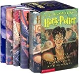 Title: Harry Potter Hardcover Box Set Books 15