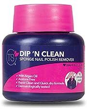 TS Nail Dip N Clean (Nail Paint Remover) 40 ml