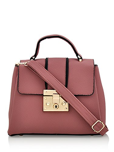 Mark & Keith Women Purple Handbag (MBG 0321 PPL)