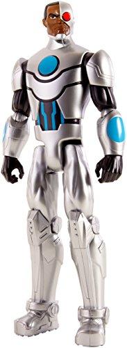 Mattel FBR05, Justice League Figura Cyborg, 30 cm