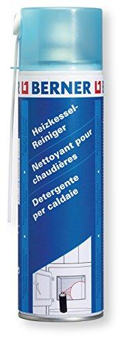 Berner 75814 Heizkesselreiniger Spraydose 500 ml 75814Reinigung von gas- und ölbetriebenen Kleinkesselanlagen und Gasgeräten