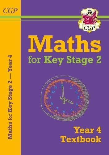 New KS2 Maths Textbook - Year 4