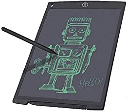 """Easypro 8.5"""" LCD eWriter Tablet Writting Drawing Pad Memo Message Board Notepad Stylus"""