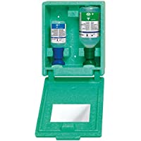 First Aid Only Augen-Notfallstation in staubdichter Wandbox, 1er Pack (1 x 1 Stück)