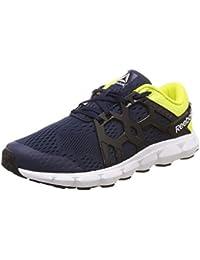 Reebok Men's Black Running Shoes-6 UK (39 EU) (DV7835)