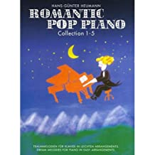 Romantic Pop Piano - Collection 1 - 5