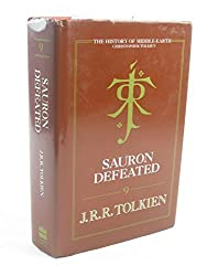 Sauron Defeated: The History of Middle-Earth, Vol IX by Christopher Tolkien (1992-01-06)