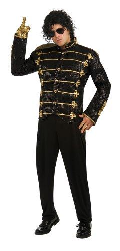 Kostüme Michael Alle Jackson (Kost-me f-r alle Gelegenheiten Ru889770Sm Michael Jackson Military)