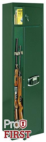 profirst-hunter-5-armes-armoire-vert-5-long-armes-munitions-armoire-en-acier-avec-serrure-electroniq