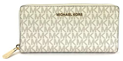Michael Kors, Portafogli Bianco vaniglia m