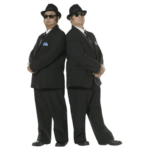 Blues Brothers Kostüm für (Blue Brothers Kostüm)