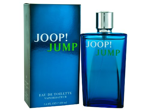 Paris Parfüm-flasche (Joop! Jump homme/men, Eau de Toilette, Vaporisateur/Spray, 1er Pack (1 x 100 ml))
