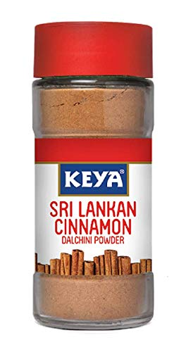 Keya Sri Lankan Cinnamon Powder (from Ceylon), 50 grams