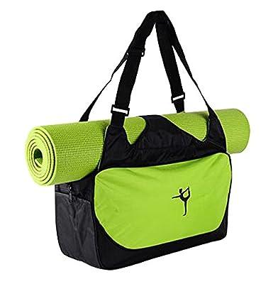 Multifunktions -Yoga-Matten-Taschen-Tasche: Leicht, robust, atmungsaktiv Pouch