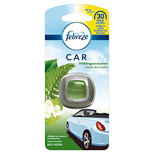 Frühlings-frischen Duft (Febreze Frühlingserwachen Auto-Lufterfrischerclip)