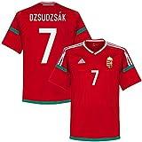 Ungarn Home Trikot 2016 2018 + Dzsudzsák 7 (Fan Style) - M