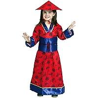 Disfraz China 5-6 años