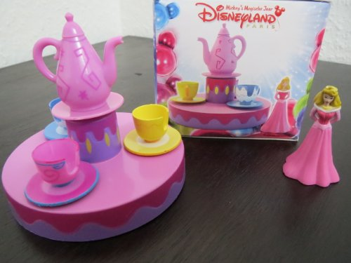 (Disneyland Paris - Mickeys Magisches Jahr - Mad Hatter's Tea Cups)