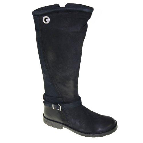 CA'SHOTT Schuhe - Stiefel 10311 - black nobuck black nobuck 375