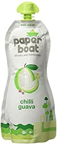 Paper Boat Chilli Guava, 250ml ( Pack of 6)