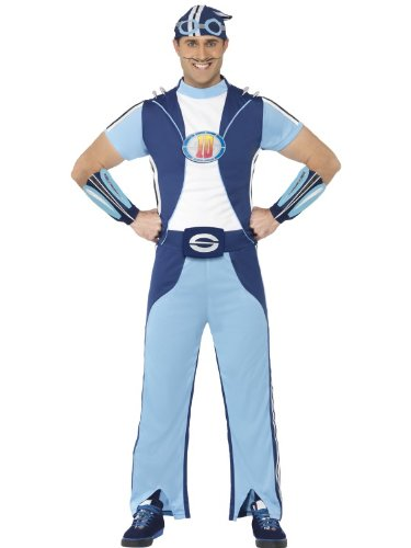 Sportacus Costume (disfraz)