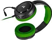 Corsair Ca-9011197-Eu Hs35 Stereo Oyuncu Kulaklığı Yeşil