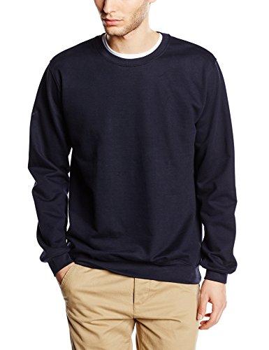 Trigema Herren Sweatshirt 679501, Gr. X-Large, Blau (navy C2C 546) Preisvergleich