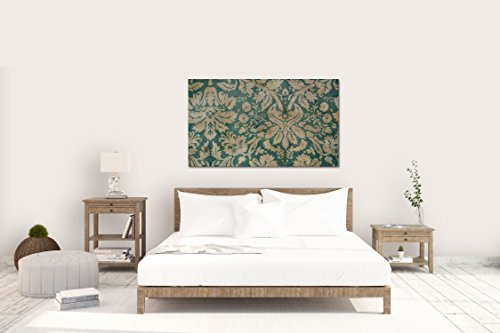 Wandtattoo Wandsticker Aufkleber Vintage Barock Muster Grösse: 120 x 70 cm