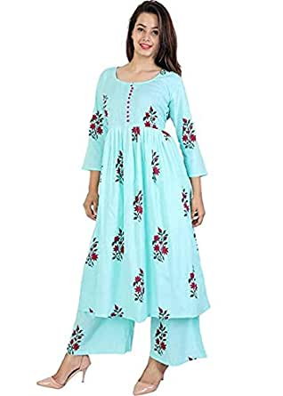 KPF Women's Cotton Salwar Suit