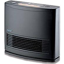 Calefactor con humidificador Potencia 1500W Color Negro–PleinAir cmu1500Vulcano umidifier