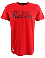 New Era - T-shirt - Homme rouge Red