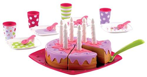 Ecoiffier 2613 Jeu d'imitation Gâteau d'anniversaire